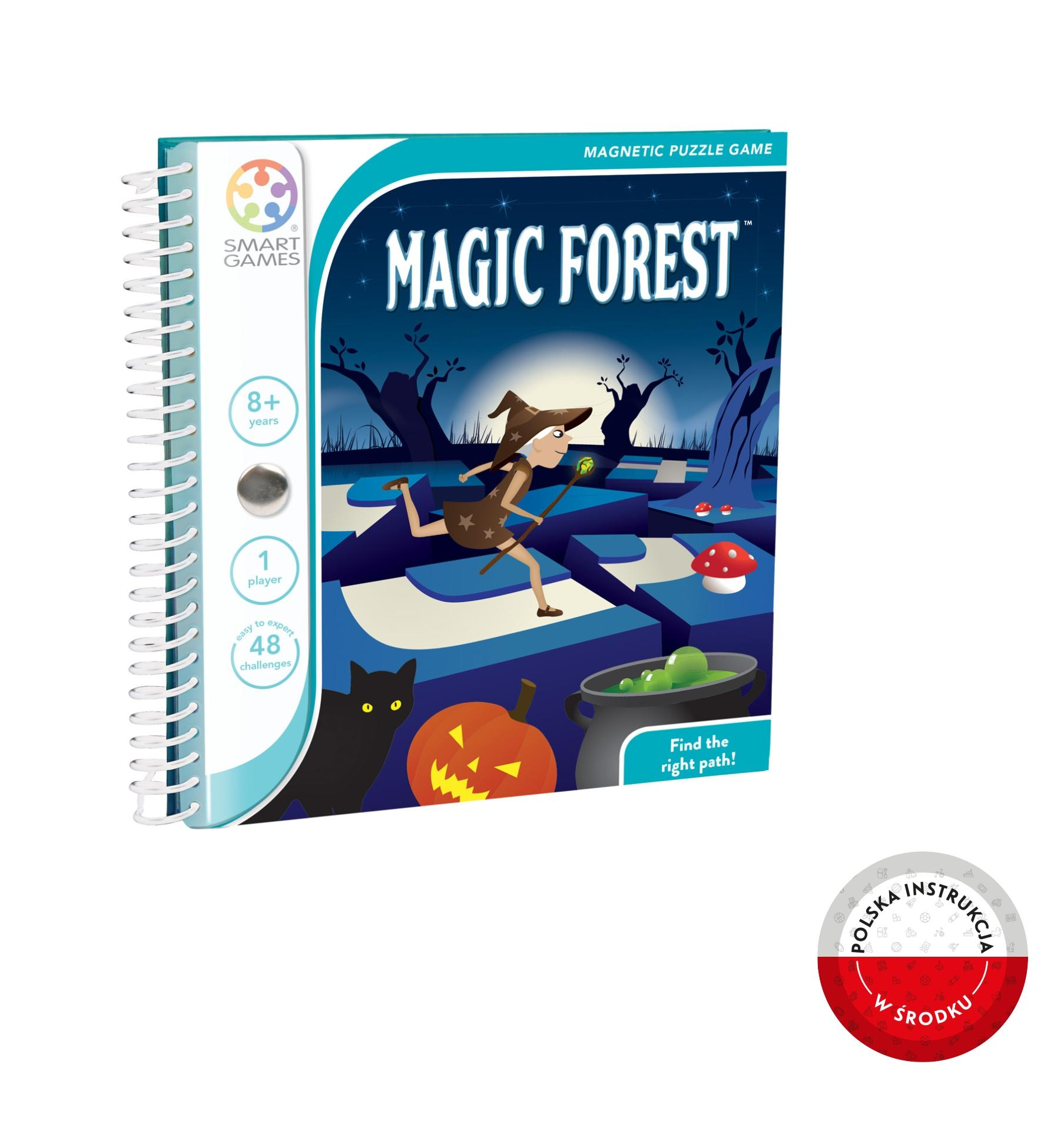smart games magic forest eng iuvi games